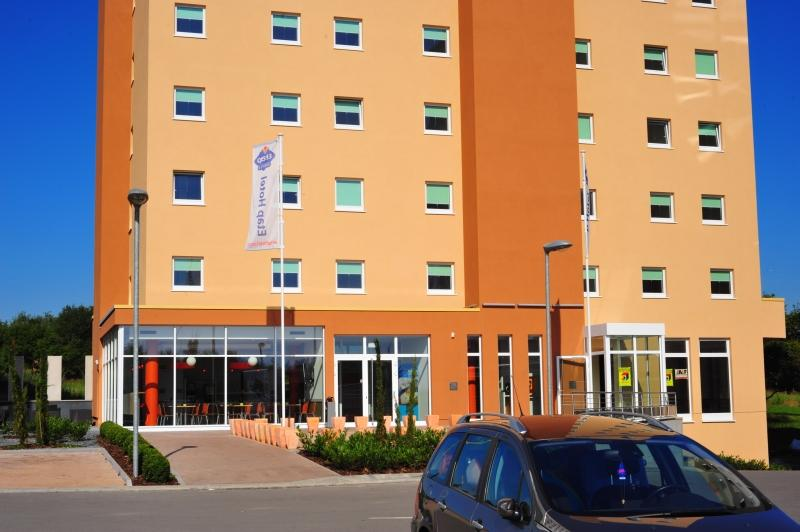 Hotel Ibis Budget Luxembourg Sud